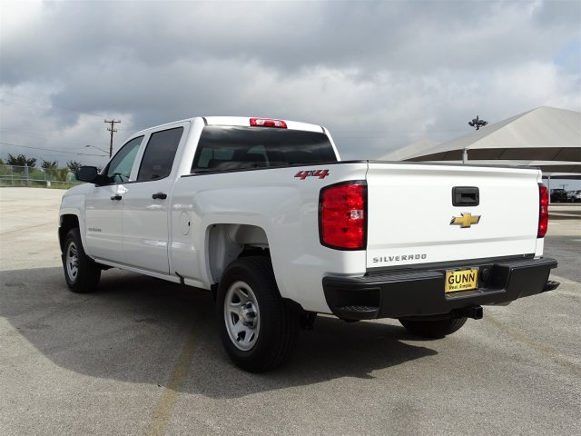 2018 Silverado 1500 Crew Cab 4x4,  Pickup #CC81794 - photo 2