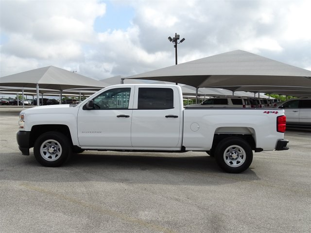 2018 Silverado 1500 Crew Cab 4x4,  Pickup #CC81794 - photo 8