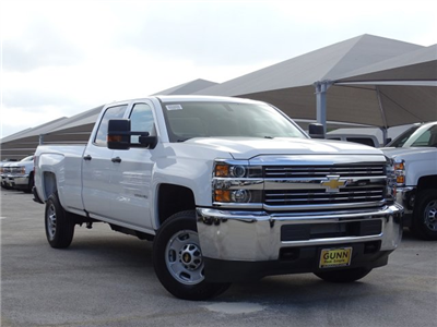 2018 Silverado 2500 Crew Cab 4x2,  Pickup #CC81795 - photo 3