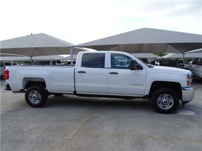 2018 Silverado 2500 Crew Cab 4x2,  Pickup #CC81795 - photo 4
