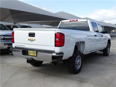 2018 Silverado 2500 Crew Cab 4x2,  Pickup #CC81795 - photo 5