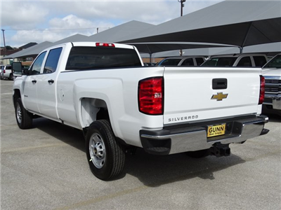 2018 Silverado 2500 Crew Cab 4x2,  Pickup #CC81795 - photo 2