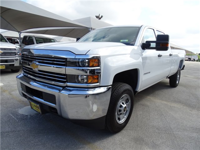 2018 Silverado 2500 Crew Cab 4x2,  Pickup #CC81795 - photo 1