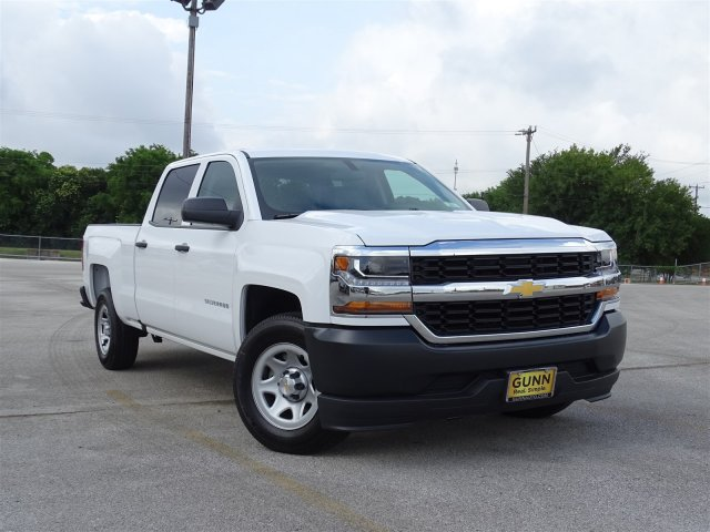 2018 Silverado 1500 Crew Cab 4x2,  Pickup #CC81797 - photo 3