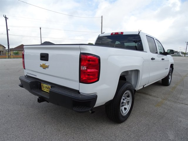 2018 Silverado 1500 Crew Cab 4x2,  Pickup #CC81797 - photo 5