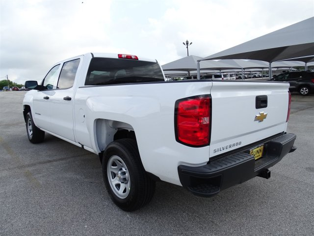 2018 Silverado 1500 Crew Cab 4x2,  Pickup #CC81797 - photo 2
