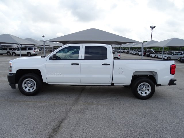 2018 Silverado 1500 Crew Cab 4x2,  Pickup #CC81797 - photo 8