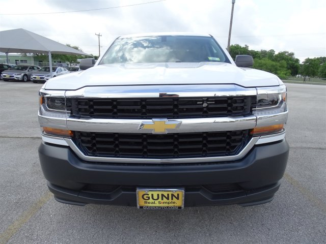 2018 Silverado 1500 Crew Cab 4x2,  Pickup #CC81797 - photo 9