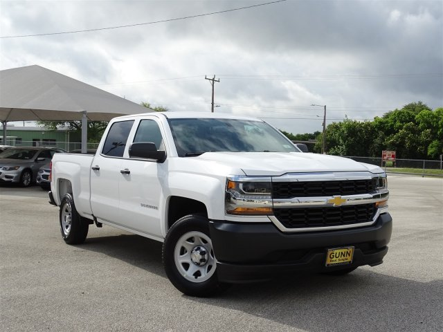 2018 Silverado 1500 Crew Cab 4x2,  Pickup #CC81801 - photo 3