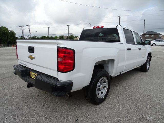 2018 Silverado 1500 Crew Cab 4x2,  Pickup #CC81801 - photo 5
