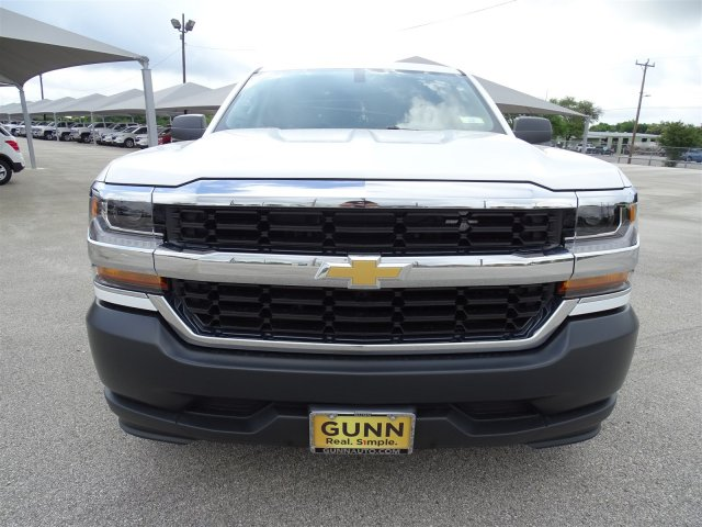 2018 Silverado 1500 Crew Cab 4x2,  Pickup #CC81801 - photo 9