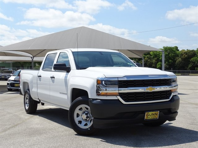2018 Silverado 1500 Crew Cab 4x2,  Pickup #CC81812 - photo 3