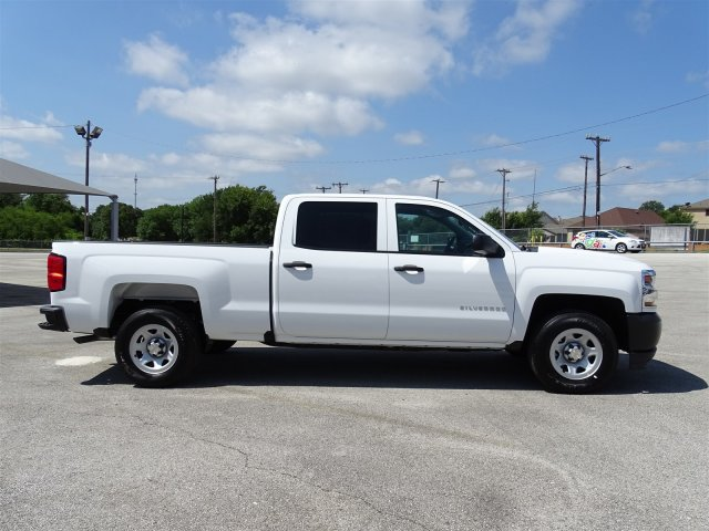 2018 Silverado 1500 Crew Cab 4x2,  Pickup #CC81812 - photo 4