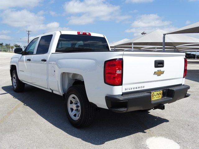 2018 Silverado 1500 Crew Cab 4x2,  Pickup #CC81812 - photo 2