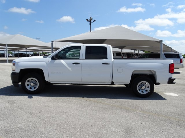 2018 Silverado 1500 Crew Cab 4x2,  Pickup #CC81812 - photo 8
