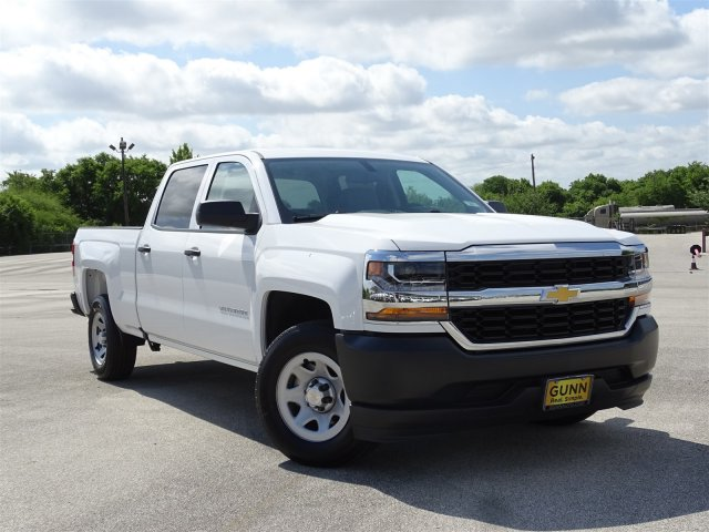 2018 Silverado 1500 Crew Cab 4x2,  Pickup #CC81814 - photo 3