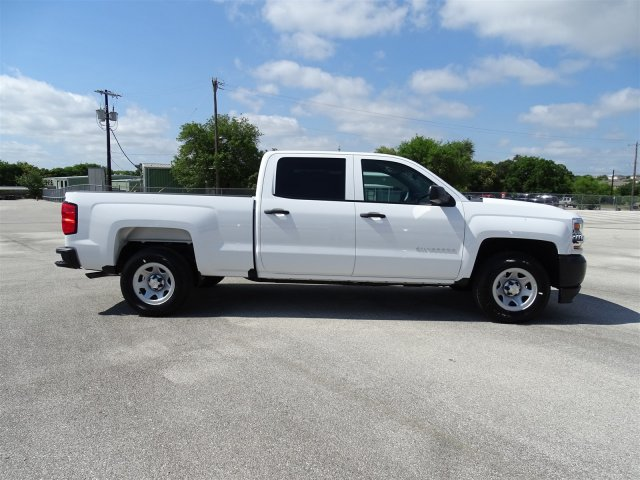 2018 Silverado 1500 Crew Cab 4x2,  Pickup #CC81814 - photo 4