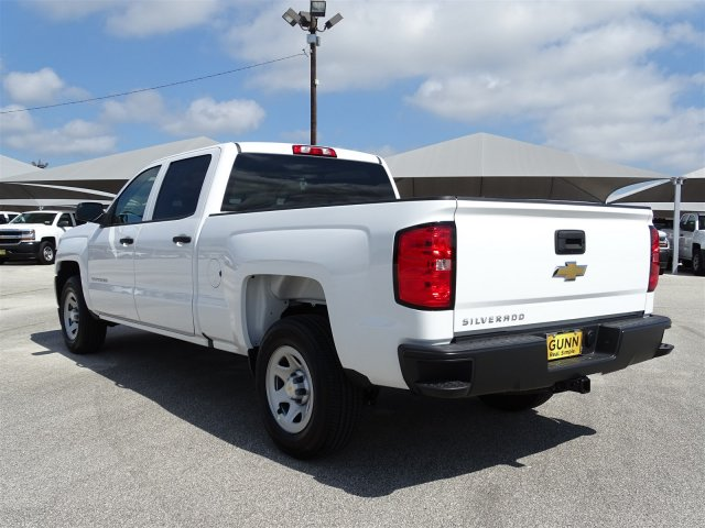 2018 Silverado 1500 Crew Cab 4x2,  Pickup #CC81814 - photo 2