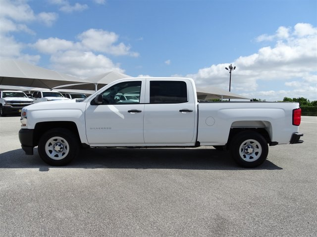 2018 Silverado 1500 Crew Cab 4x2,  Pickup #CC81814 - photo 8