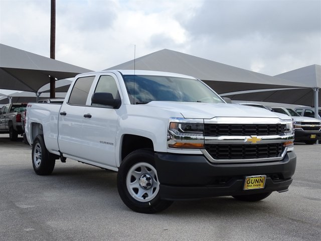 2018 Silverado 1500 Crew Cab 4x4,  Pickup #CC81819 - photo 3