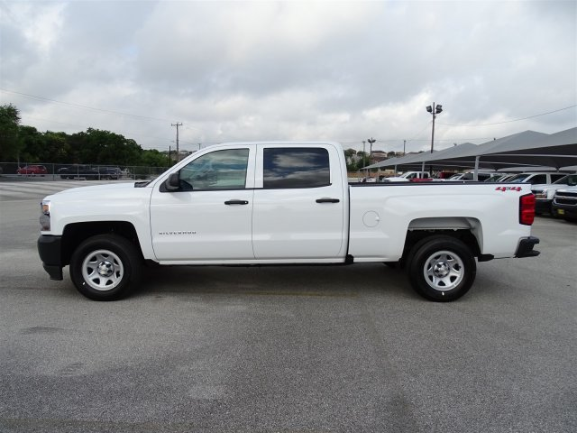 2018 Silverado 1500 Crew Cab 4x4,  Pickup #CC81819 - photo 8