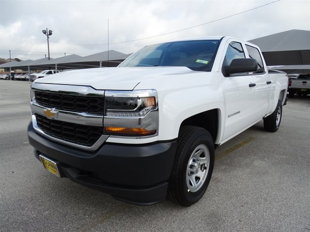 2018 Silverado 1500 Crew Cab 4x4,  Pickup #CC81819 - photo 1