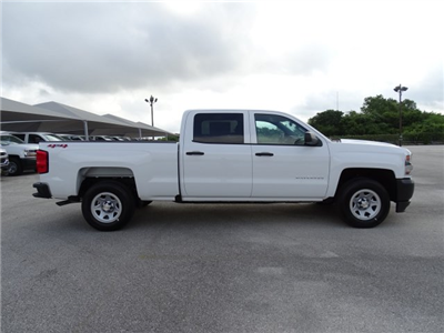 2018 Silverado 1500 Crew Cab 4x4,  Pickup #CC81819 - photo 4