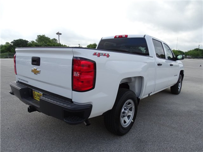 2018 Silverado 1500 Crew Cab 4x4,  Pickup #CC81819 - photo 5