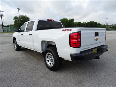 2018 Silverado 1500 Crew Cab 4x4,  Pickup #CC81819 - photo 2