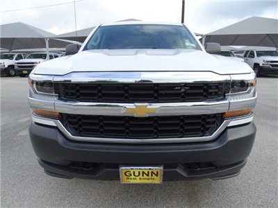 2018 Silverado 1500 Crew Cab 4x4,  Pickup #CC81819 - photo 9
