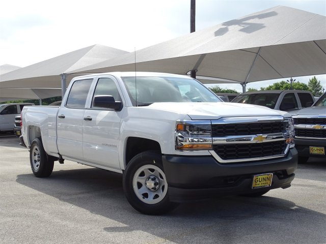 2018 Silverado 1500 Crew Cab 4x4,  Pickup #CC81820 - photo 3