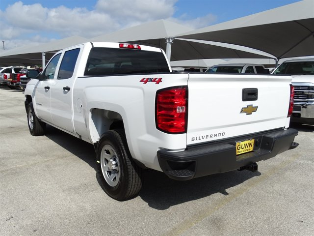 2018 Silverado 1500 Crew Cab 4x4,  Pickup #CC81820 - photo 2