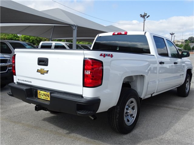 2018 Silverado 1500 Crew Cab 4x4,  Pickup #CC81820 - photo 5