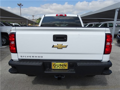 2018 Silverado 1500 Crew Cab 4x4,  Pickup #CC81820 - photo 6