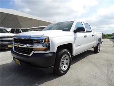 2018 Silverado 1500 Crew Cab 4x4,  Pickup #CC81820 - photo 1