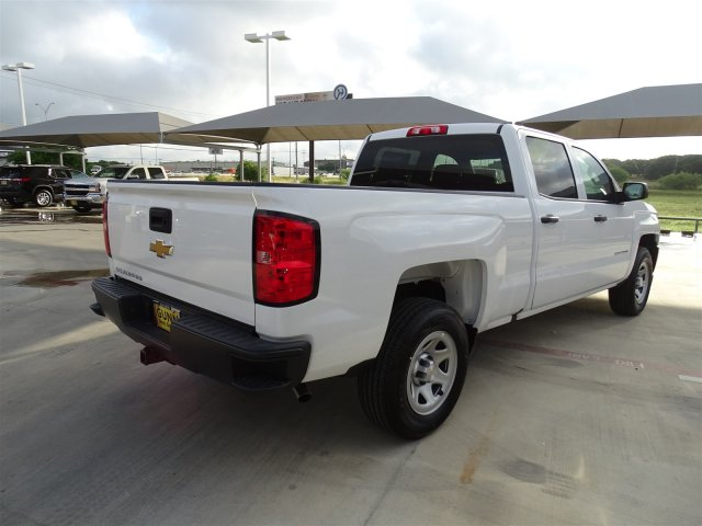 2018 Silverado 1500 Crew Cab 4x2,  Pickup #CC81821 - photo 5