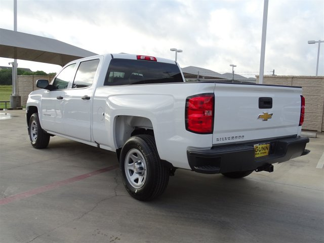 2018 Silverado 1500 Crew Cab 4x2,  Pickup #CC81821 - photo 2