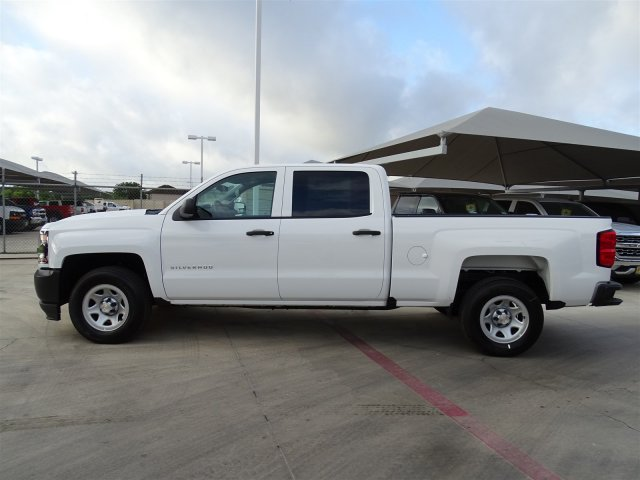 2018 Silverado 1500 Crew Cab 4x2,  Pickup #CC81821 - photo 8