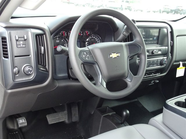 2018 Silverado 2500 Double Cab 4x4,  Cab Chassis #CC81840 - photo 13