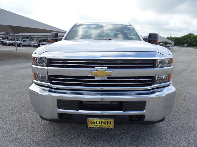 2018 Silverado 2500 Double Cab 4x4,  Cab Chassis #CC81840 - photo 9