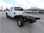 2018 Silverado 2500 Double Cab 4x4,  Cab Chassis #CC81840 - photo 1