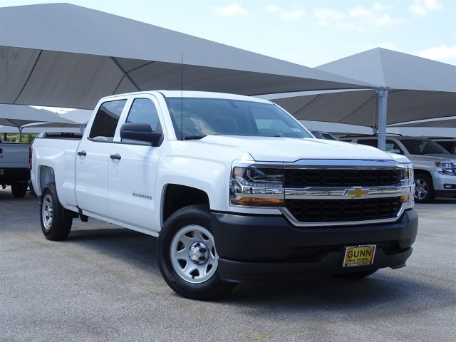 2018 Silverado 1500 Crew Cab 4x2,  Pickup #CC81846 - photo 3