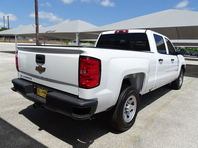 2018 Silverado 1500 Crew Cab 4x2,  Pickup #CC81846 - photo 5