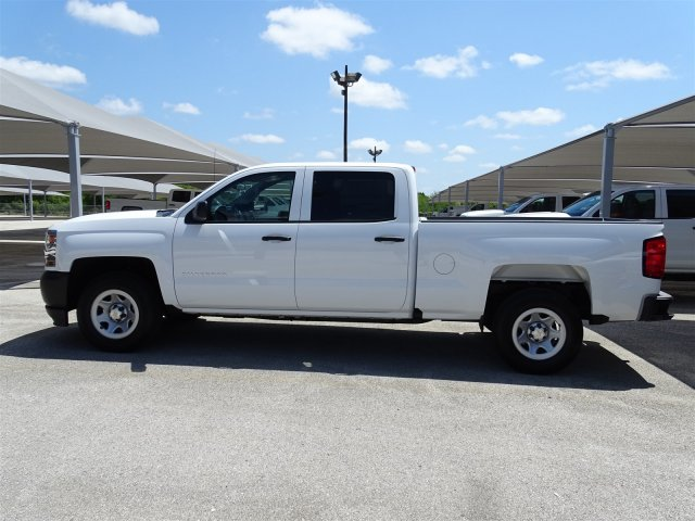 2018 Silverado 1500 Crew Cab 4x2,  Pickup #CC81846 - photo 8