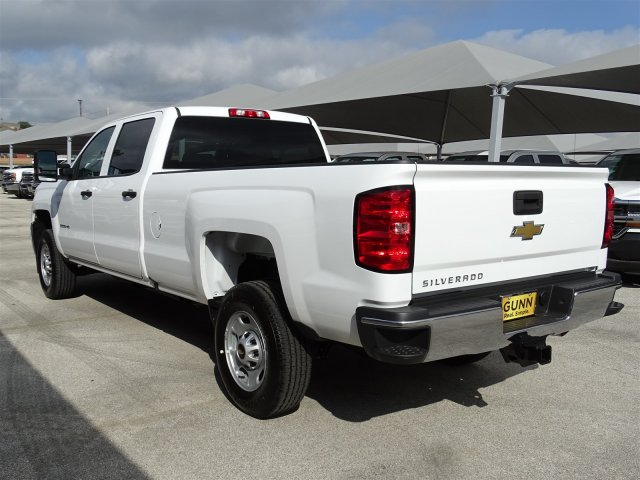 2018 Silverado 2500 Crew Cab 4x2,  Pickup #CC81847 - photo 2