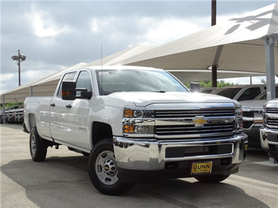 2018 Silverado 2500 Crew Cab 4x2,  Pickup #CC81847 - photo 3