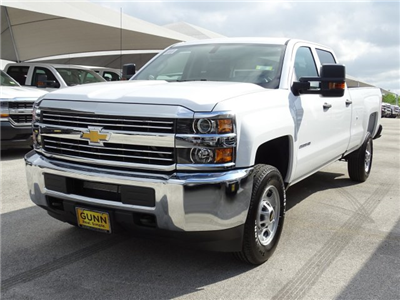 2018 Silverado 2500 Crew Cab 4x2,  Pickup #CC81847 - photo 1