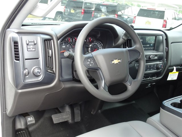 2018 Silverado 2500 Double Cab 4x2,  Cab Chassis #CC81848 - photo 12