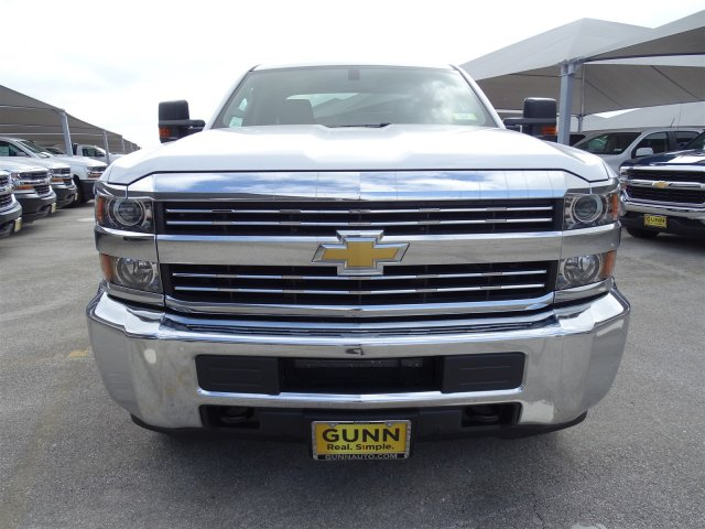 2018 Silverado 2500 Double Cab 4x2,  Cab Chassis #CC81848 - photo 9