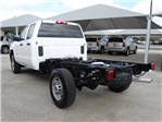 2018 Silverado 2500 Double Cab 4x2,  Cab Chassis #CC81848 - photo 1